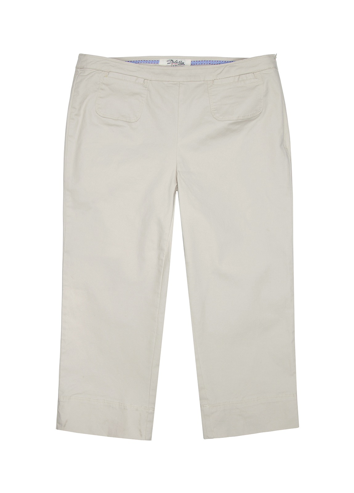 Dubarry_Bluebell Cropped Trousers - Oyster_Image_2