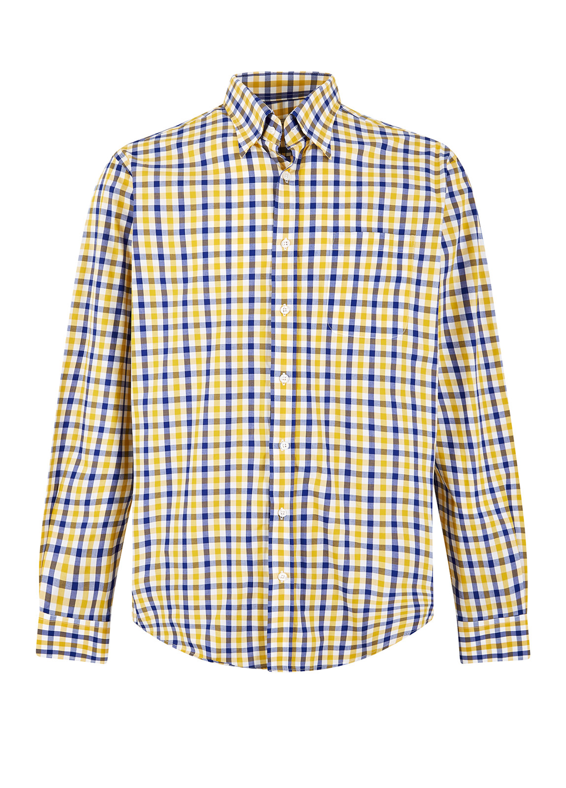 Dubarry_Coachford Shirt - Sunflower_Image_2