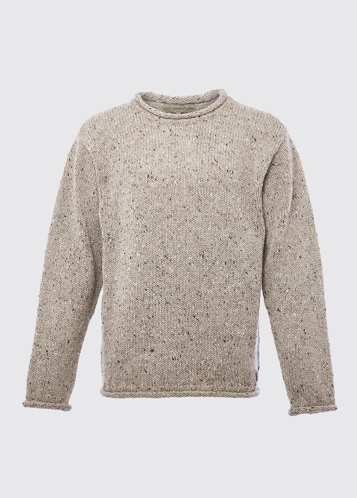 Marshall Crew Neck Sweater - Oatmeal