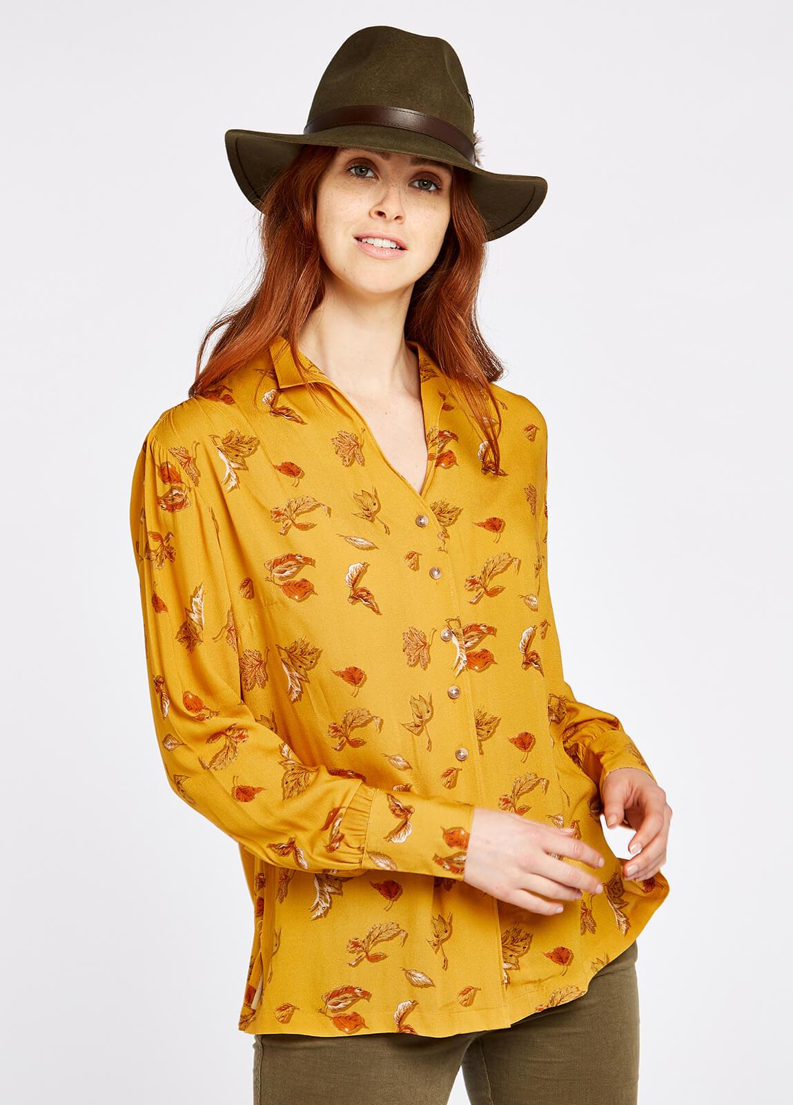 Edelweiss Shirt - Harvest