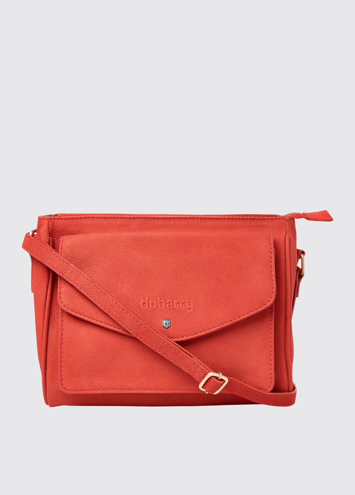 Garbally Cross Body Bag - Coral