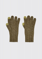 Hayes Knitted Gloves - Dusky Green