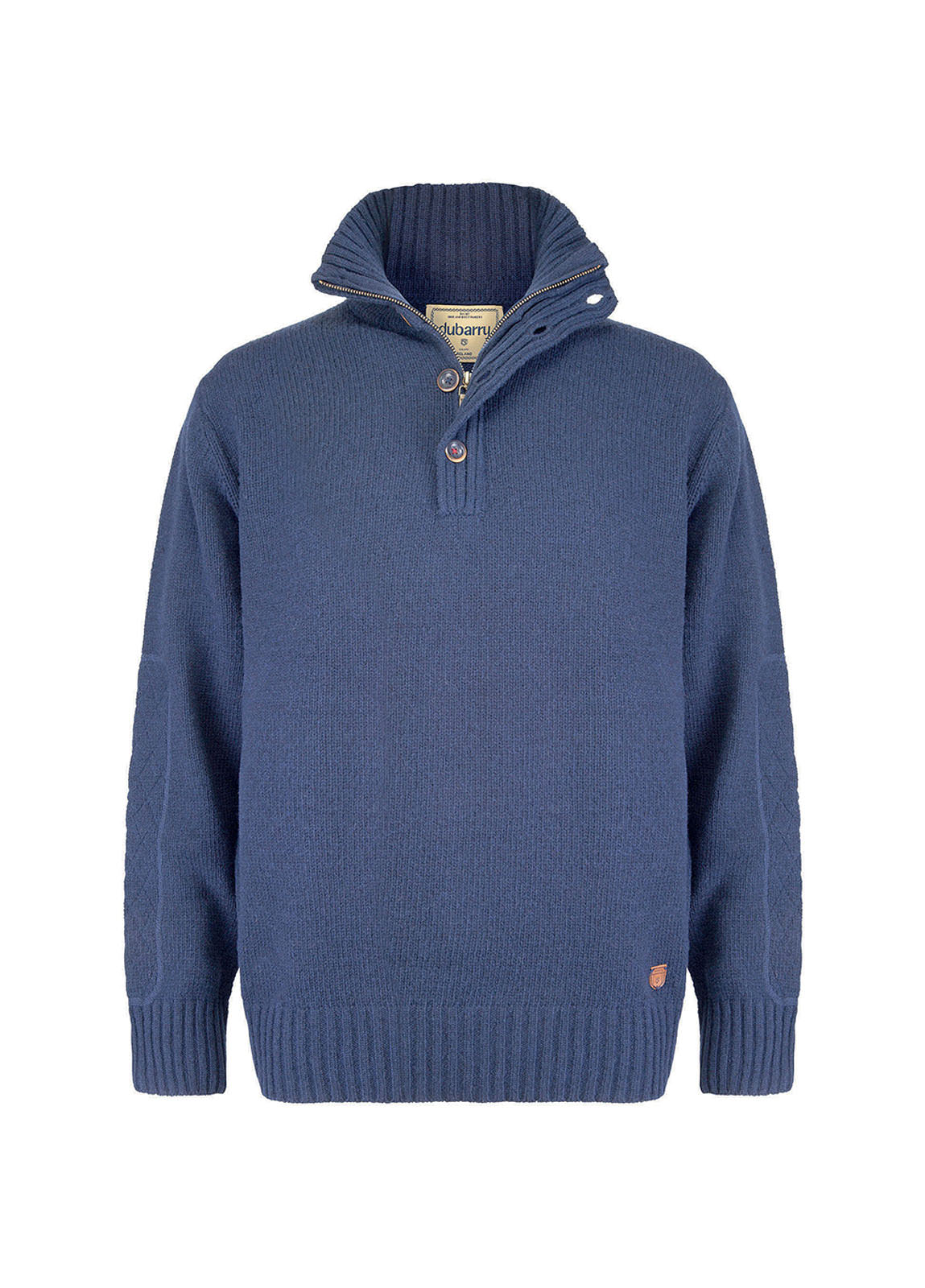 Shakelton Mens Sweater - Navy