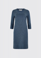 Glenmore Dress - Navy