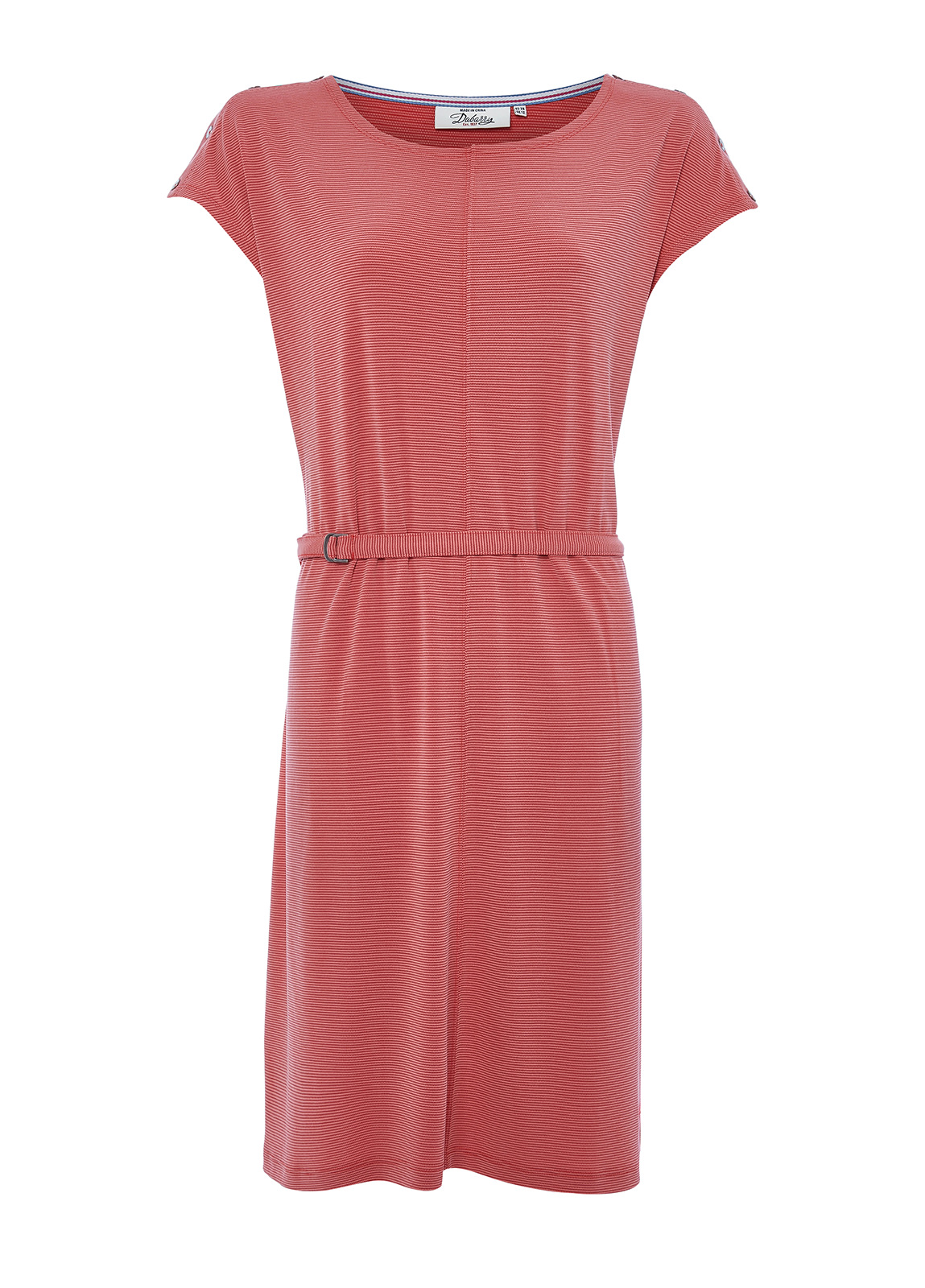 Dubarry_ Kilcullen Dress - Coral_Image_2