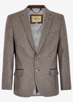 Rockville Tweed Jacket - Elk