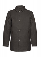 Belturbet Overcoat - Verdigris