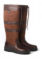Galway ExtraFit™ Country Boot - Walnut