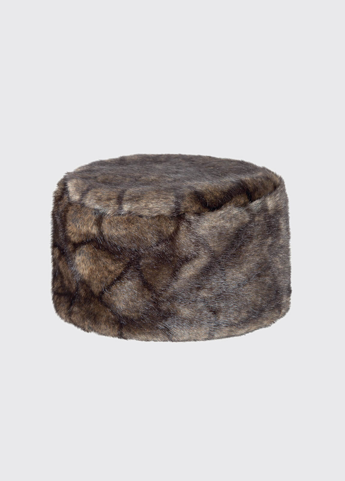Avoca Faux Fur Hat - Elk