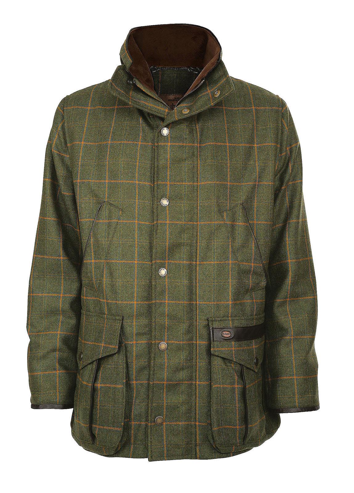 Dubarry_Ballyfin Tweed Jacket - Whiskey_Image_2