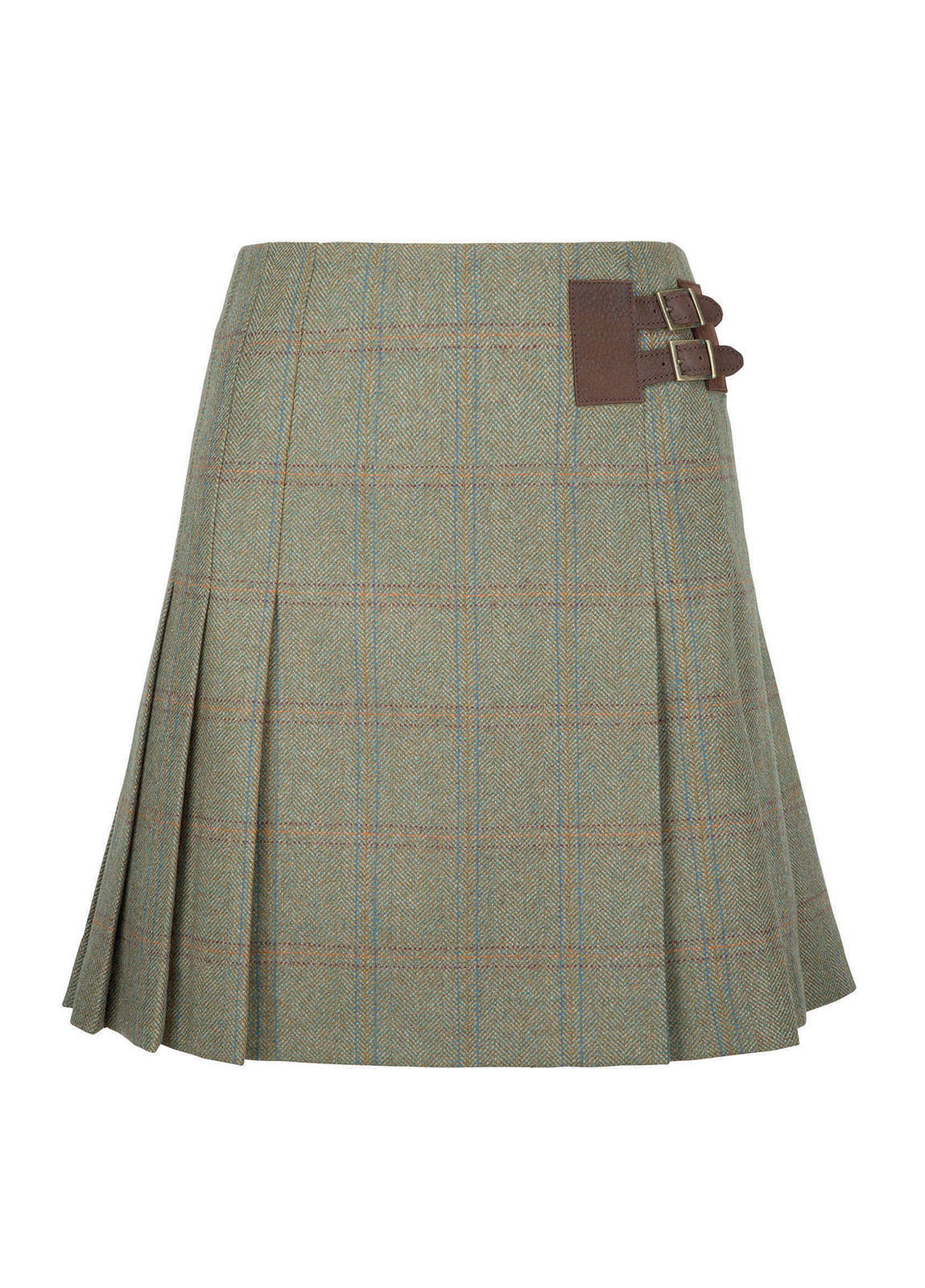 Dubarry_ Foxglove Tweed Skirt - Acorn_Image_2