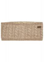 Fossa Knitted Headband - Stone