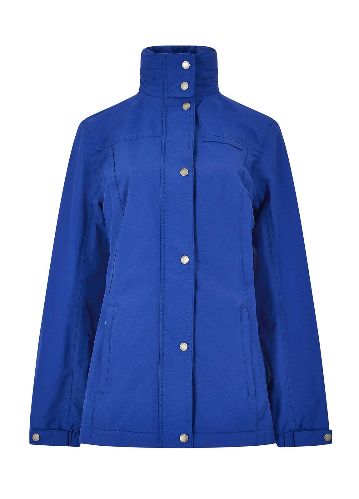 Dubarry_ Aran Jacket - Royal Blue_Image_2