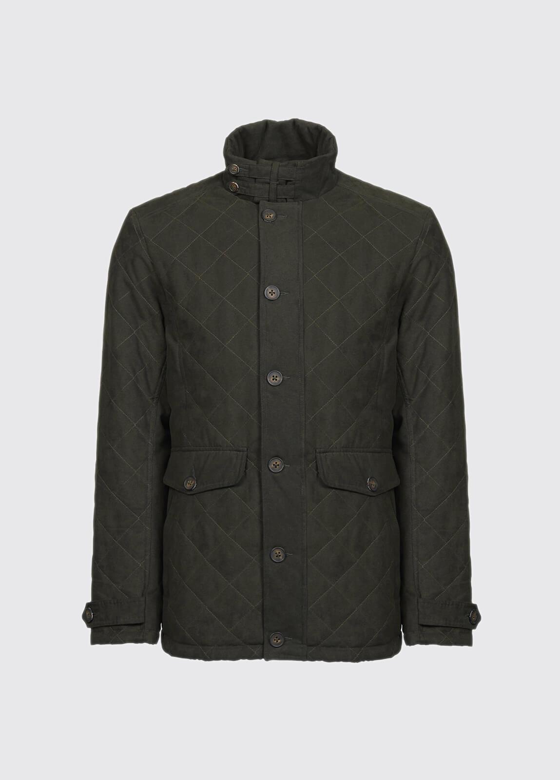 Donovan Men's Jacket - Verdigris