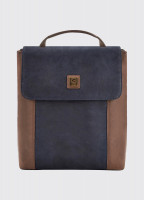 Dingle - Navy/Brown