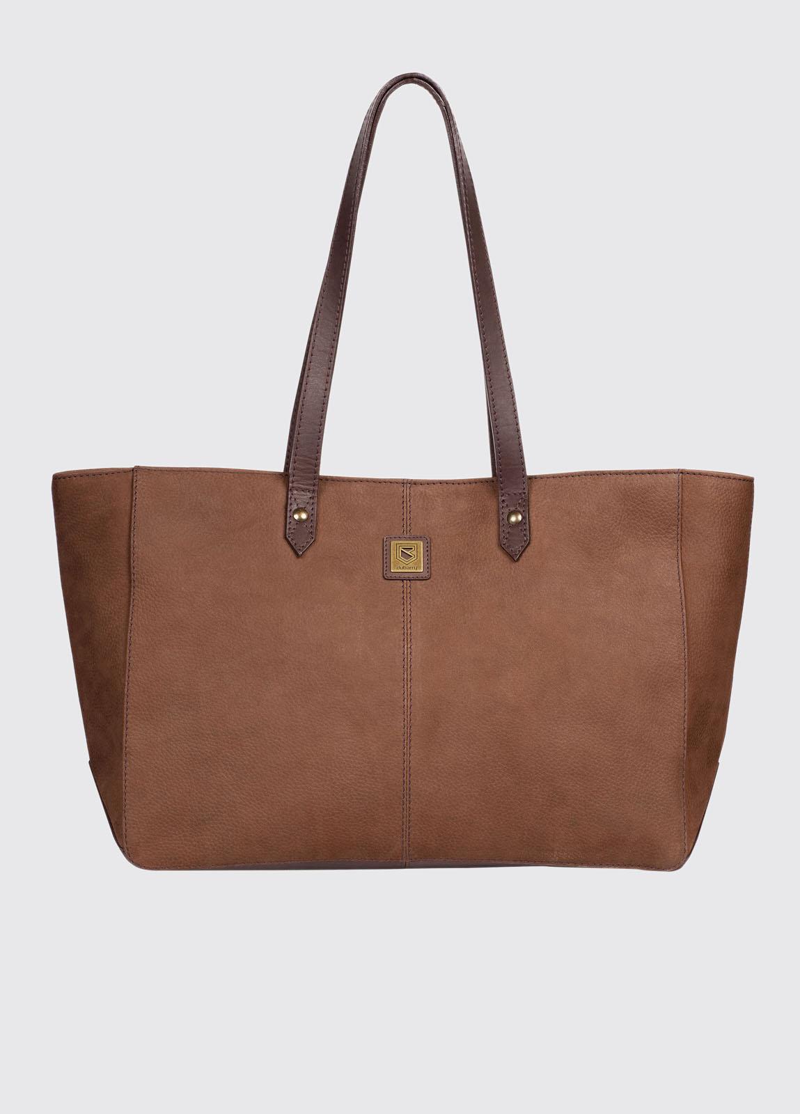 Baltinglass Tote Bag - Walnut