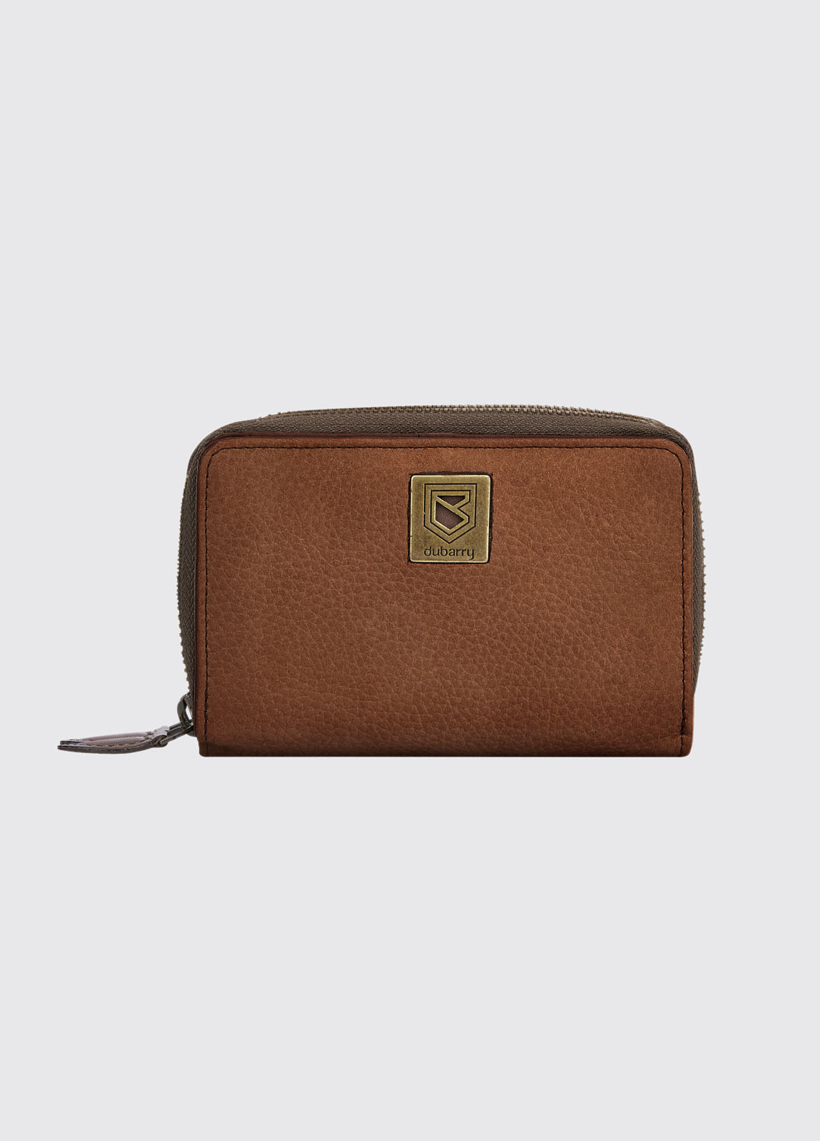 Enniskerry Leather Wallet - Walnut