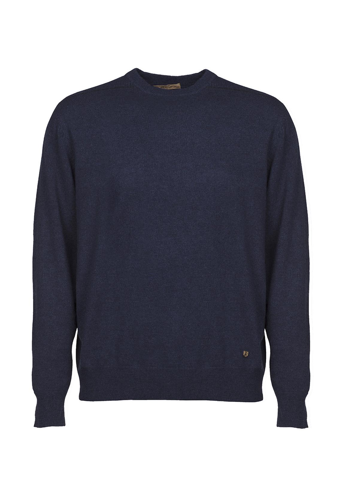 Maguire Men's Sweater - Navy