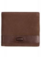 Drummin Leather Wallet - Walnut