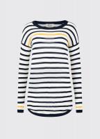 Abbeyside Sweater - White Multi