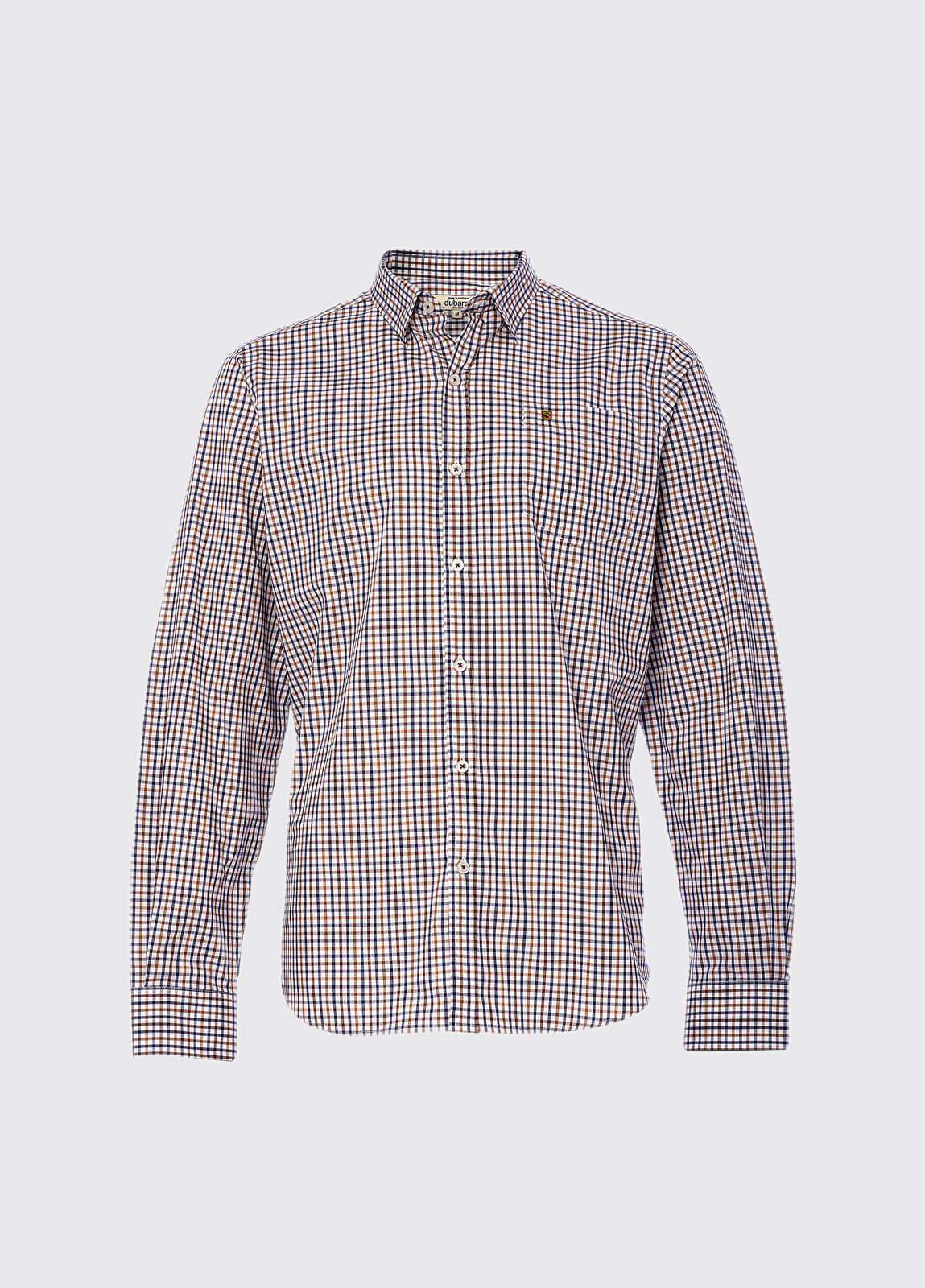 Ballincollig shirt - Khaki Multi