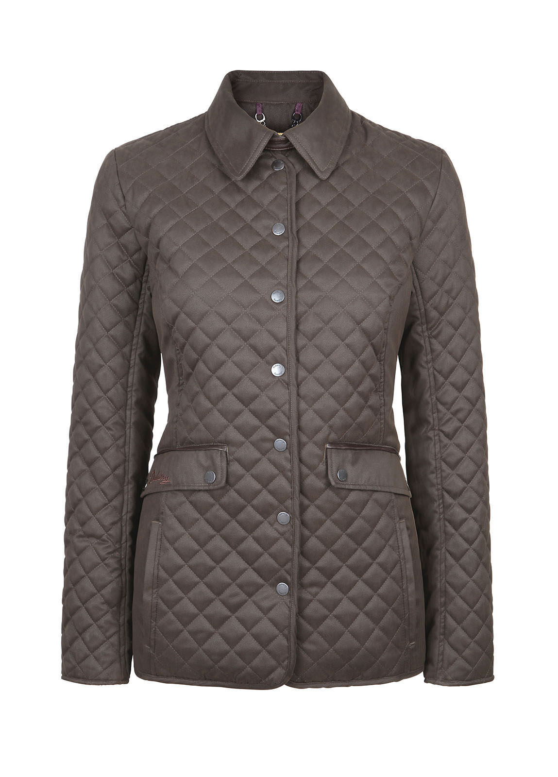 Dubarry_ Shaw Women's Quilted Jacket - Verdigris_Image_2