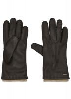 Kilconnell Leather Gloves - Black