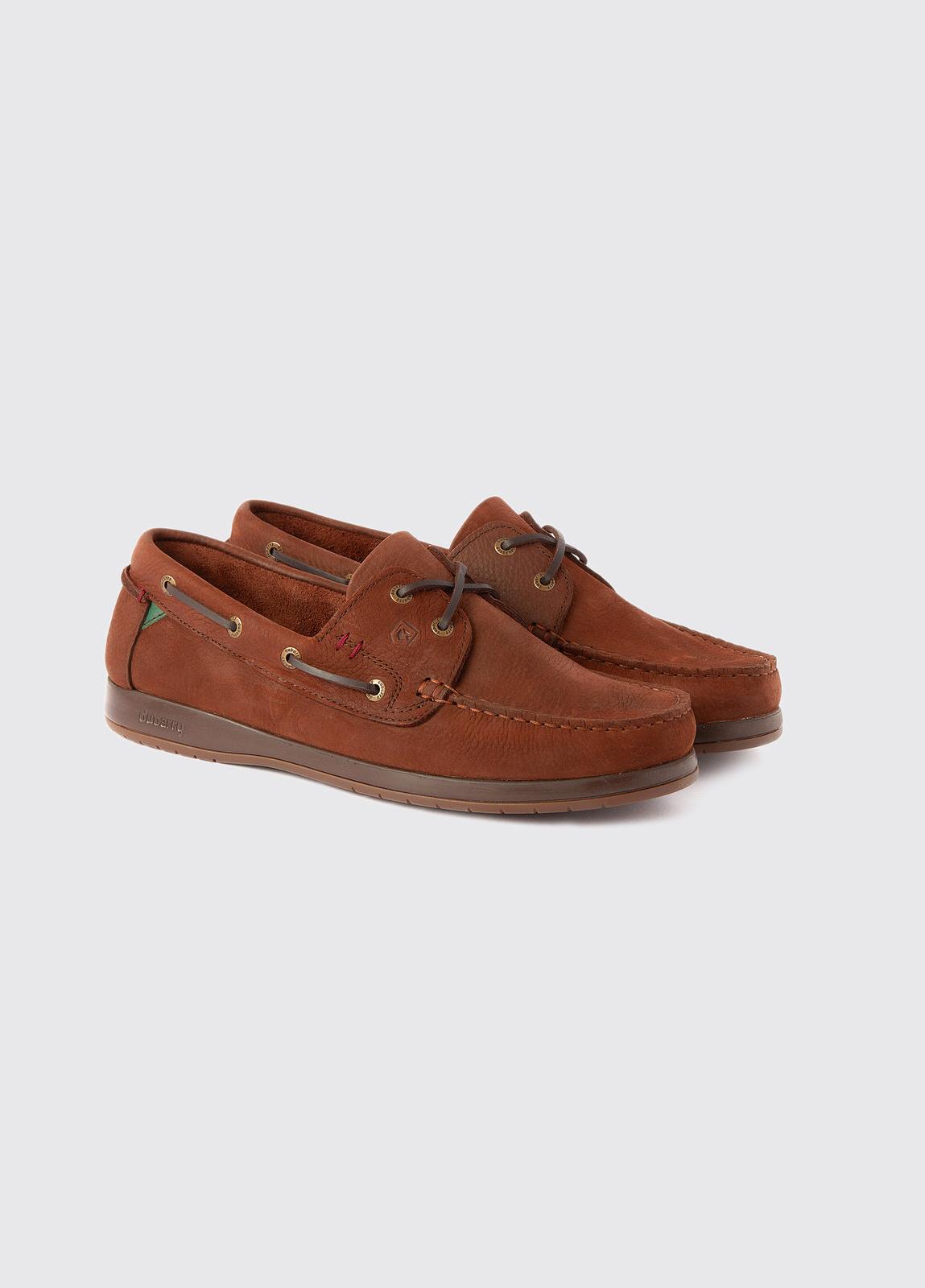 Armada X LT Deck shoes - Walnut