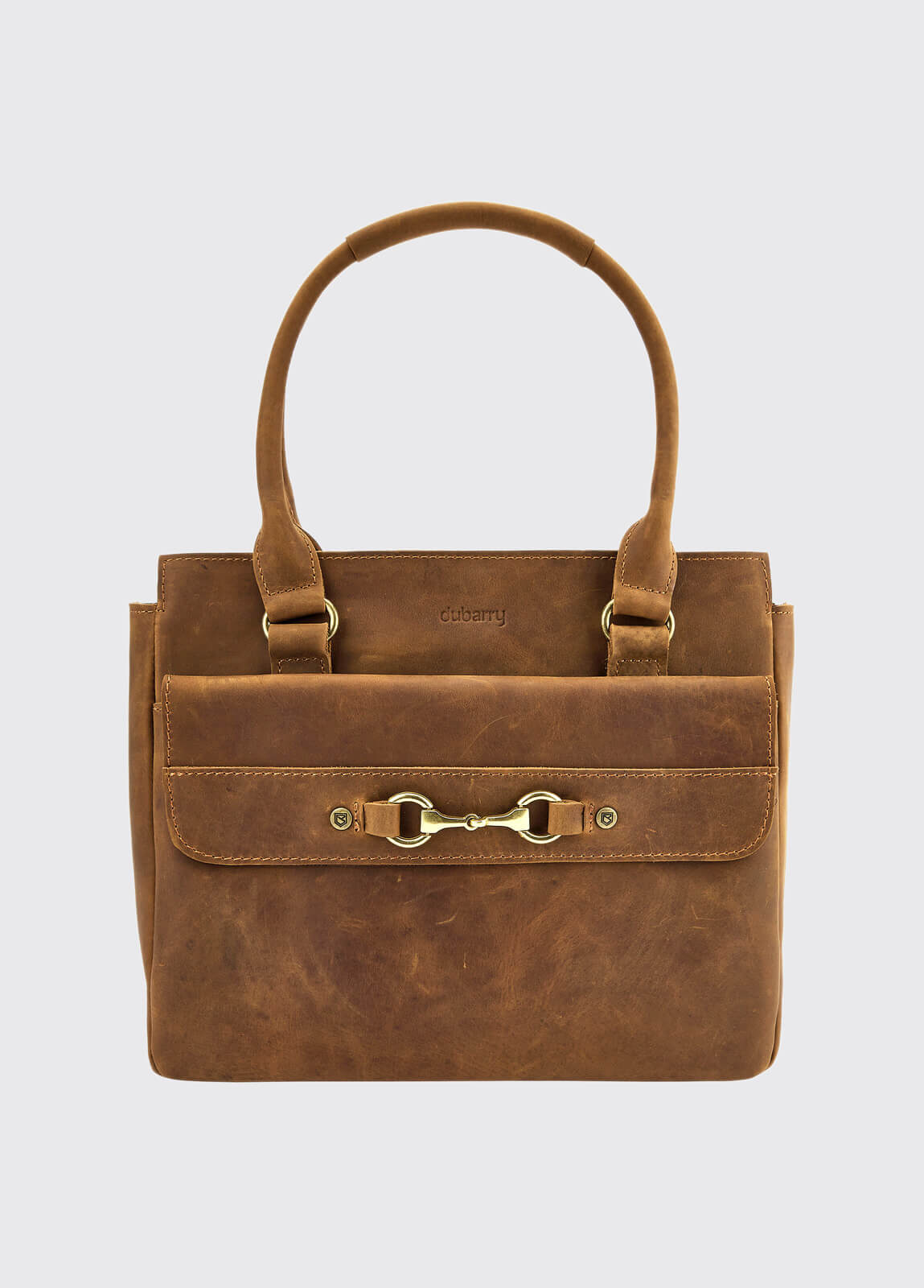 Slane Saddle Bag - Brown