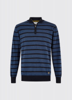 Abbeyville Sweater - Navy Multi