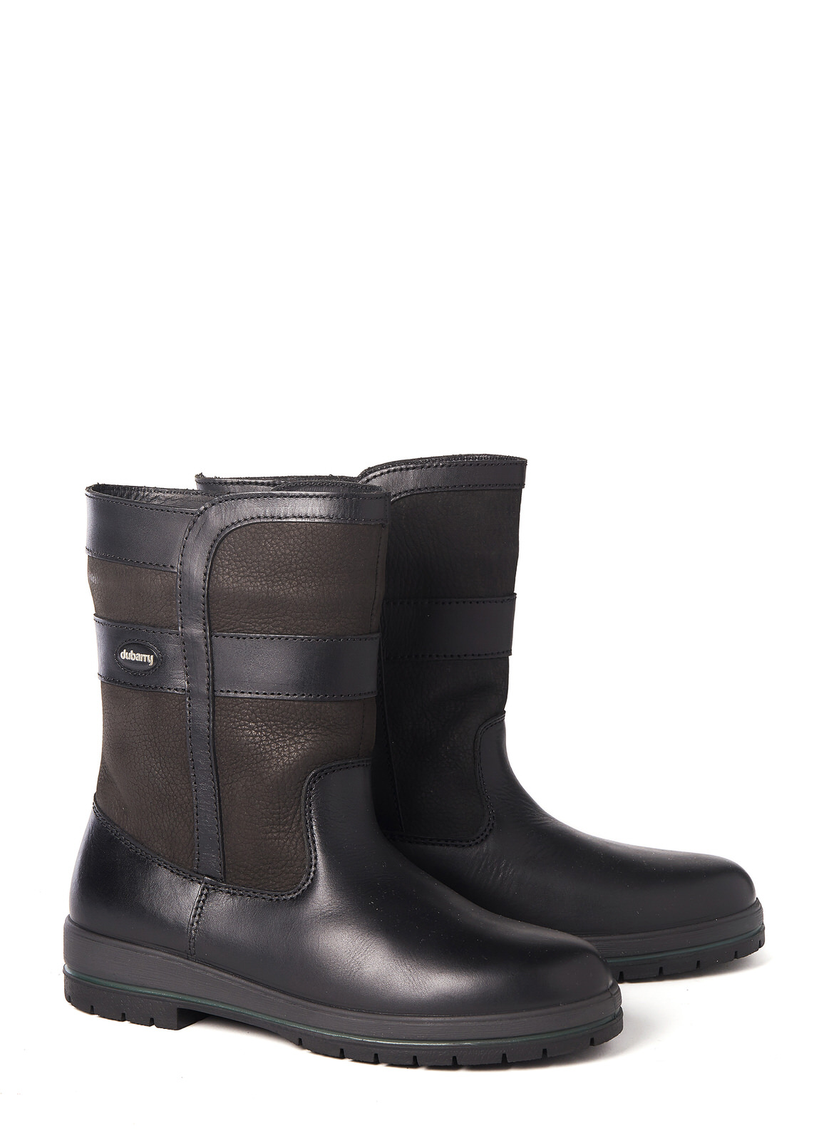 Roscommon Country Boot - Black