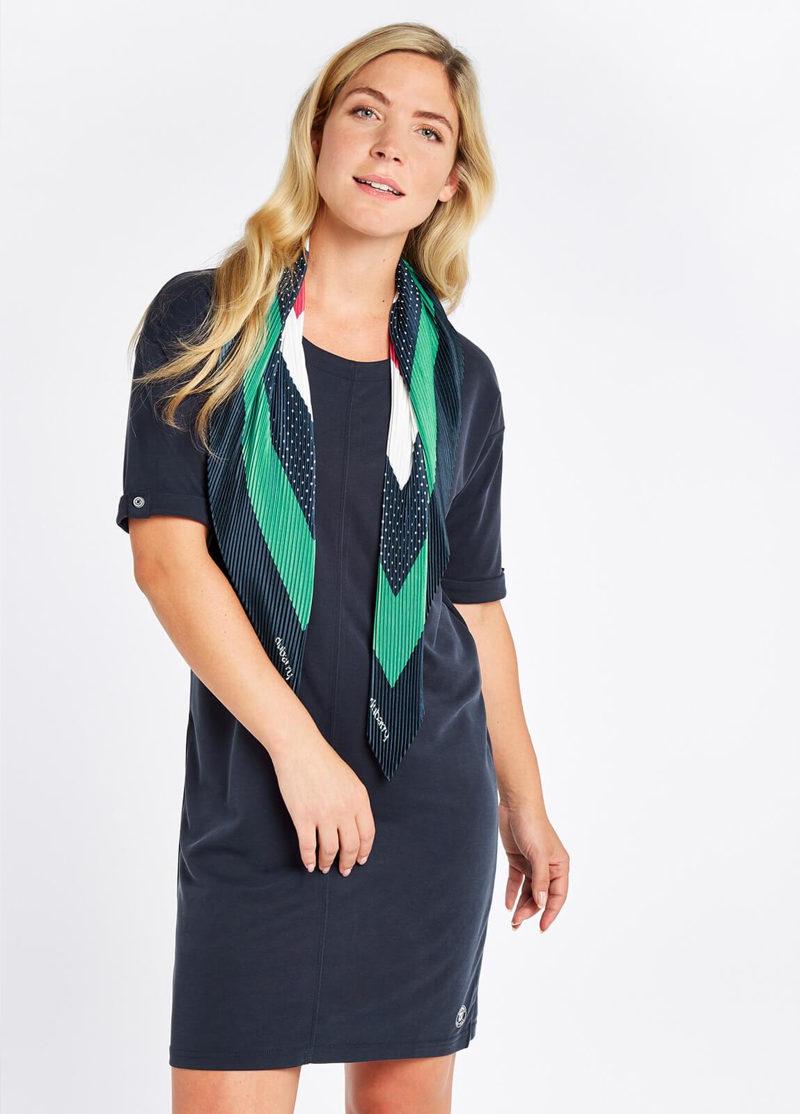 Coolbeg Tunic Dress - Navy