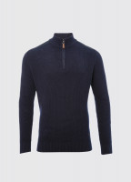 Lismoyle sweater - Navy