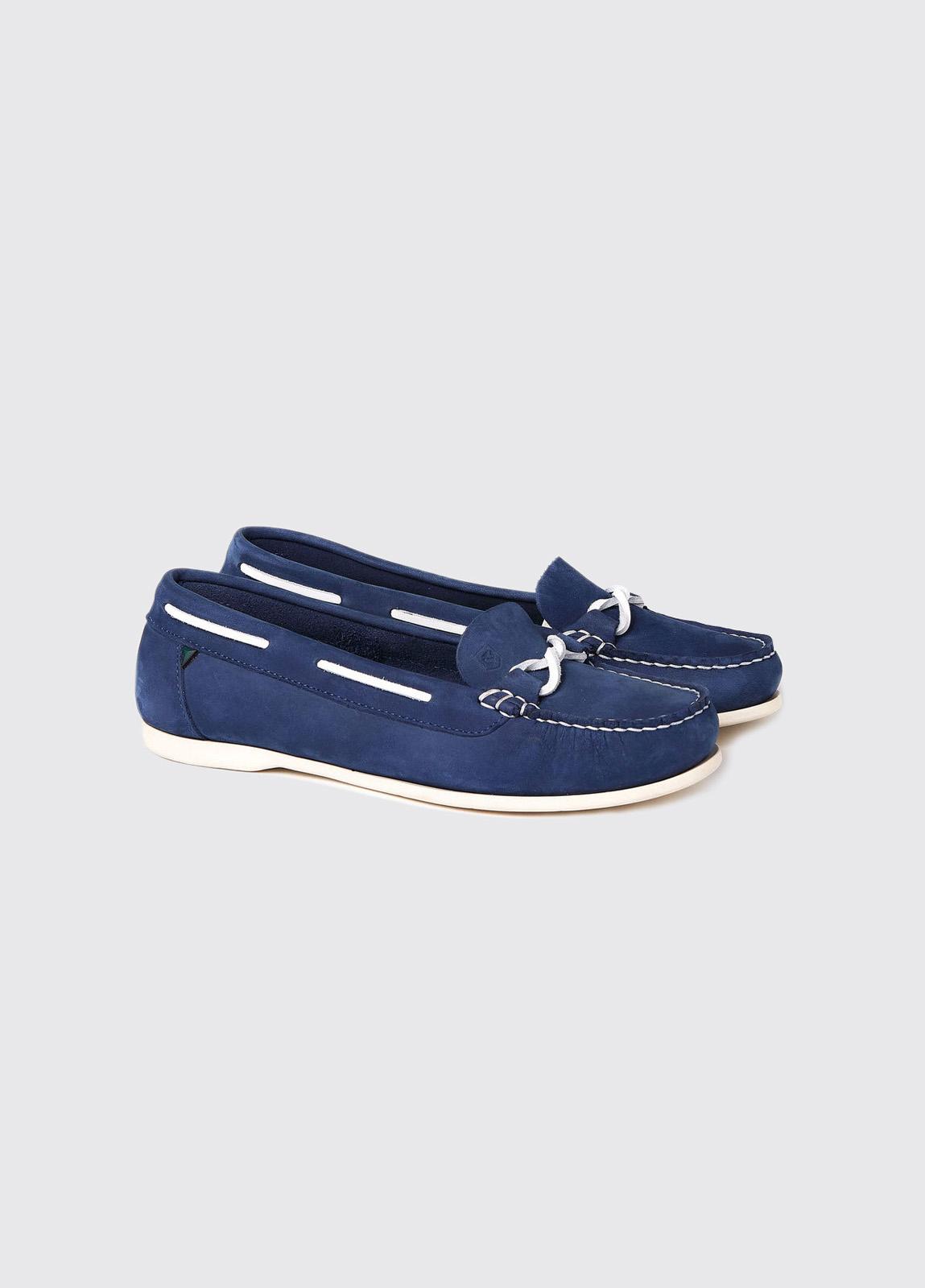 Rhodes Deck Shoe - Royal Blue