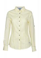 Carnation Womens Shirt - Lemon