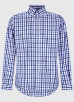 Scottstown Shirt - Blue Multi