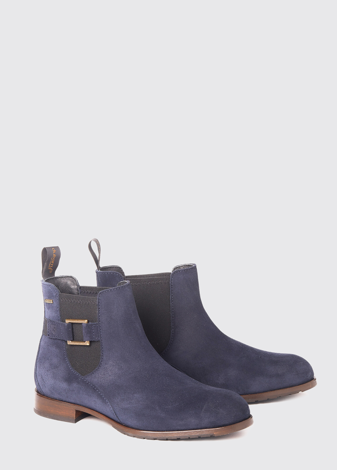 Monaghan Leather Soled Boot - French Navy