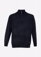 Mullen Sweater - Navy