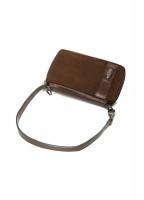 Emyvale Leather Purse - Walnut