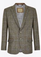 Rockville Tweed Jacket - Woodbine