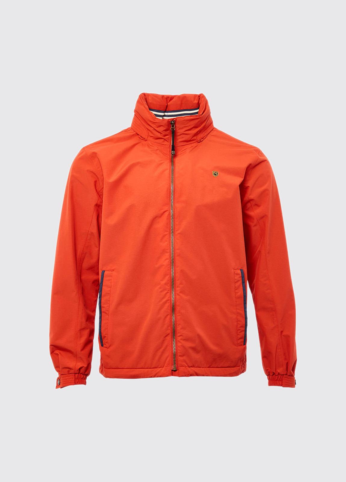 Ballycotton Jacket - Saffron