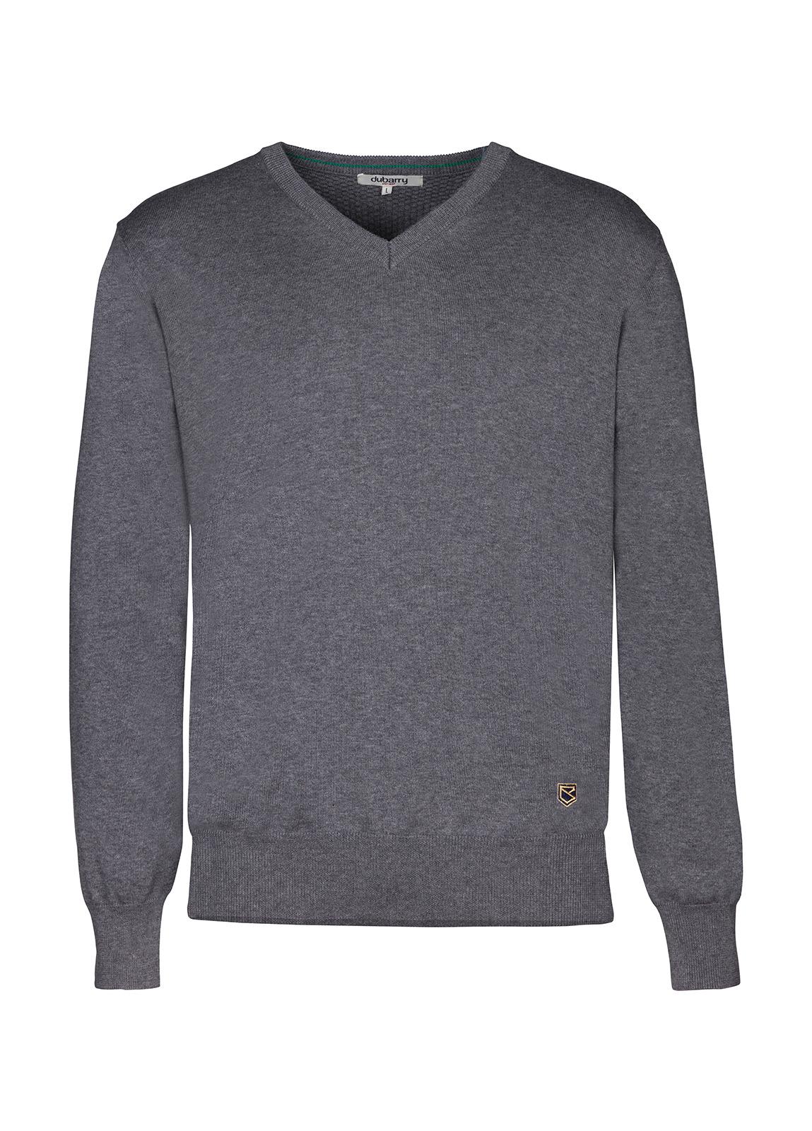 Dubarry_ Carson Sweater - Light Grey_Image_2