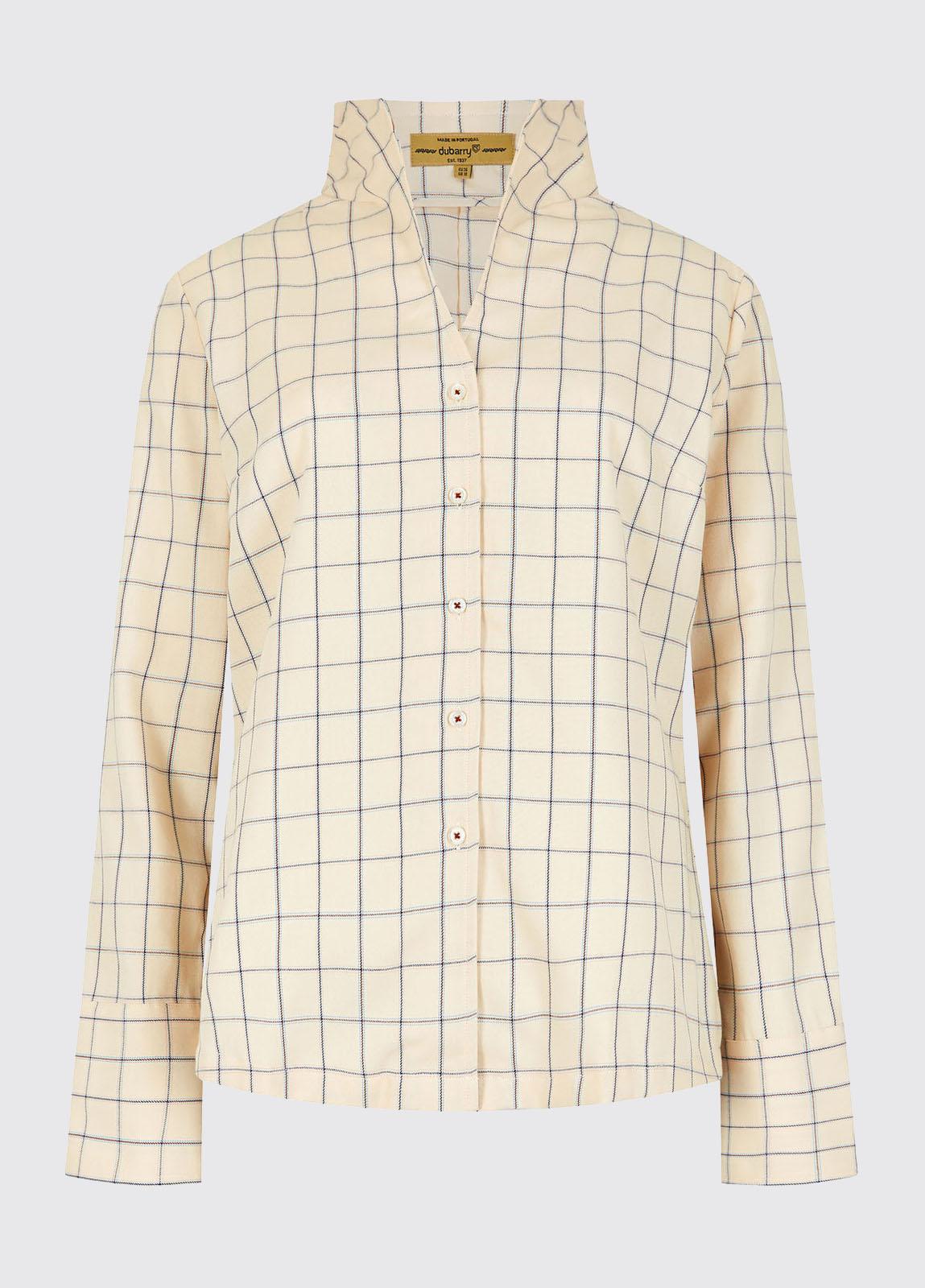 Huckleberry Shirt - Russet
