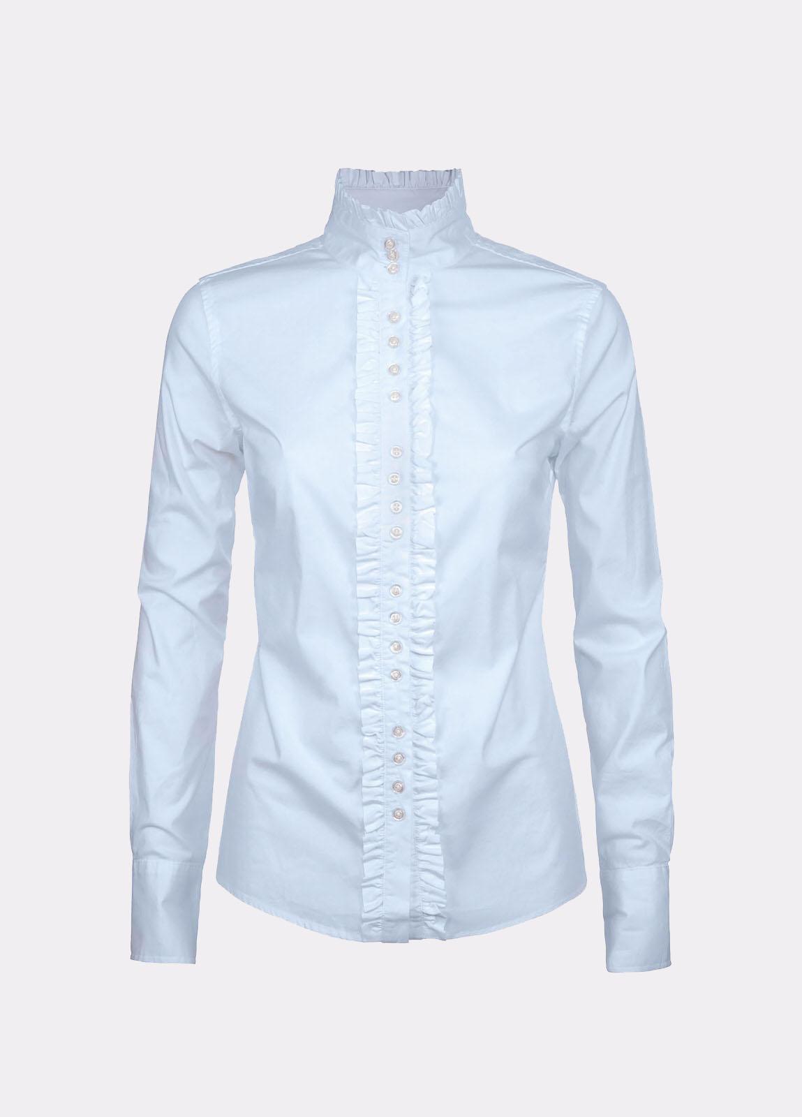 Chamomile Damen Bluse - Pale Blue