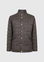Beckett Quilted Jacket - Verdigris