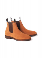 Kerry Leather Soled Boot - Camel