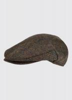 Holly Tweed Cap - Hemlock