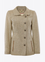 Moorland Tweed Jacket - Sable