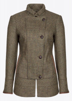Willow Tweed Jacket - Heath