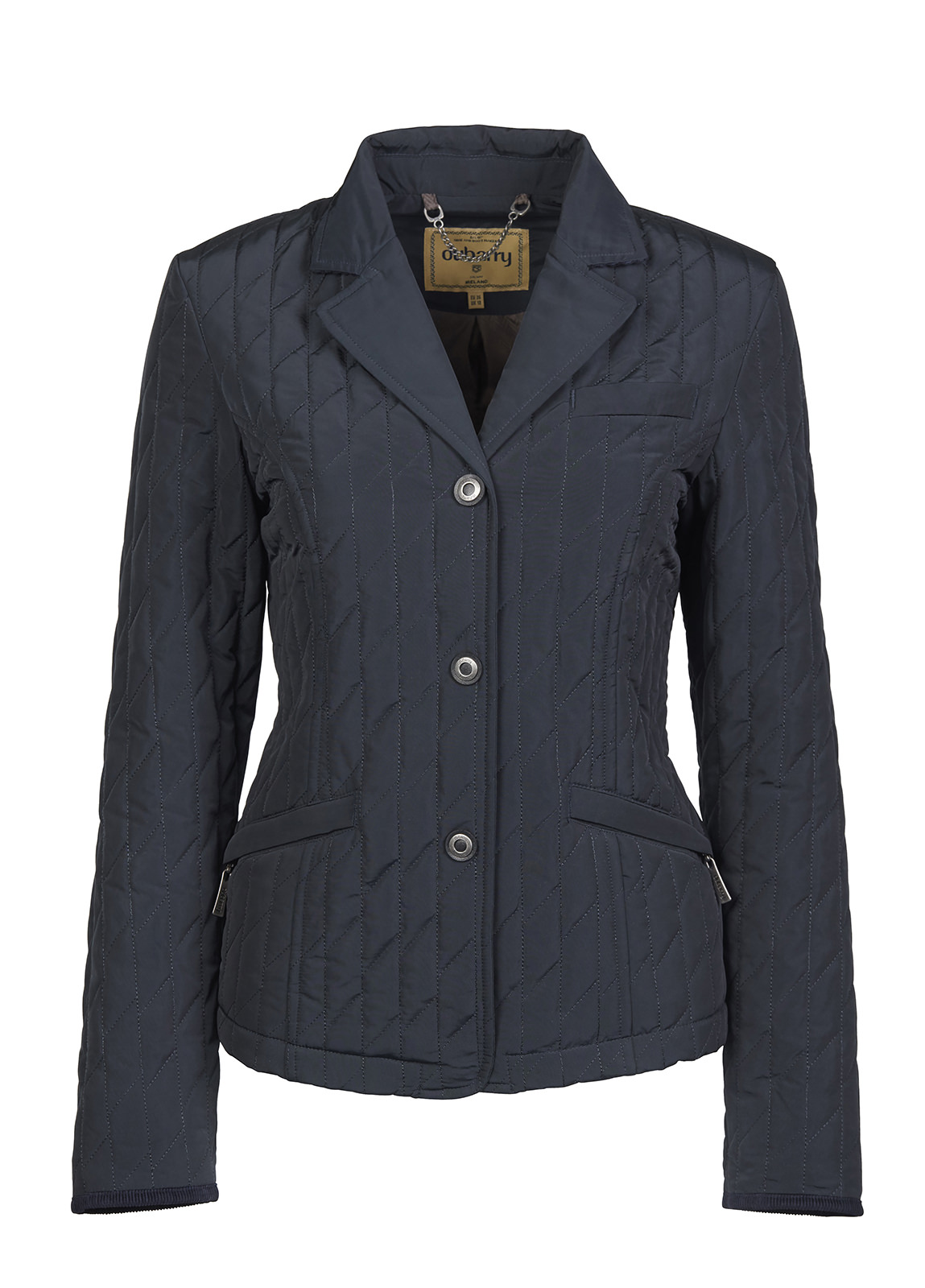 Rathmore Quilted Jacket - Navy